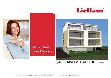 balzers - Lie-Haus