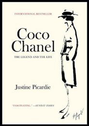 ePub Download Coco Chanel: The Legend and the Life Full Mobi