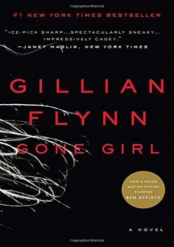 ePub Download Gone Girl Full Mobi