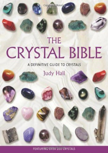 the crystal bible pdf download