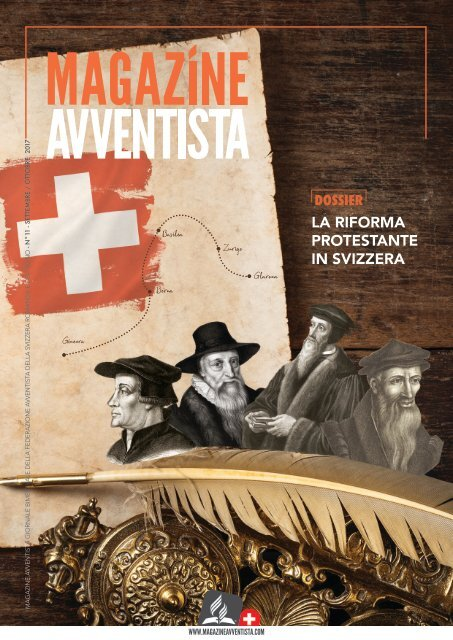 Magazine Avventista     Nº 11 - SETTEMBRE / OTTOBRE 2017