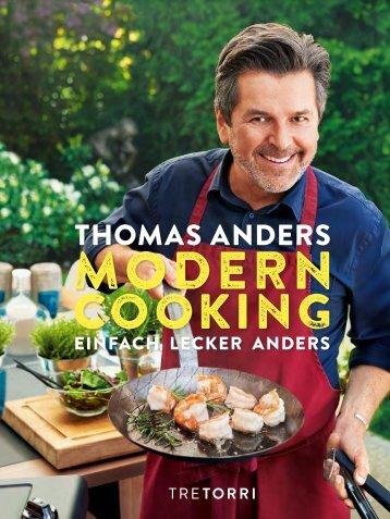 Thomas Anders - MODERN COOKING - EINFACH, LECKER, ANDERS