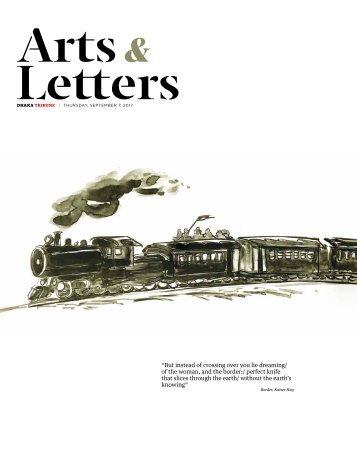 Arts & Letters September 7 Thursday,2017