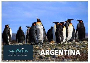 Catálogo de Viajes por Argentina