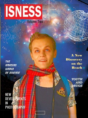 ISNESS Volume Two (Cover Only)