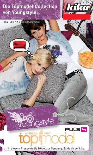 Die Topmodel Collection von Youngstyle.