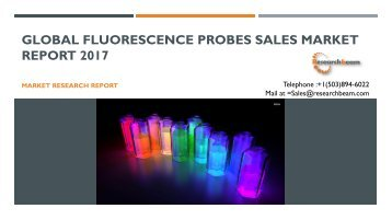 Global Fluorescence Probes Sales Market Report 2017