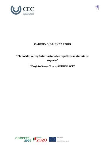 Caderno de Encargos Marketing Aerospace2