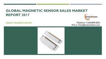Global Magnetic Sensor Sales Market Report 2017