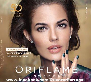 Oriflame - Catálogo 14-2017