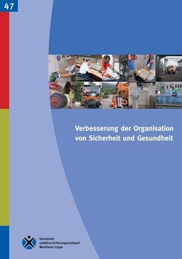 Arbeits- und Gesundheitsschutz - Unfallkasse NRW