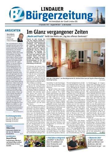 09.09.2017 Lindauer Bürgerzeitung