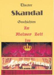 Theater Skandal Geschichten Metropol-Theater Berlin