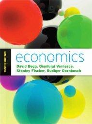 David K.H. Begg, Gianluigi Vernasca-Economics-McGraw Hill Higher Education (2011)