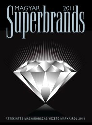 Superbrands Hungary Volume 8