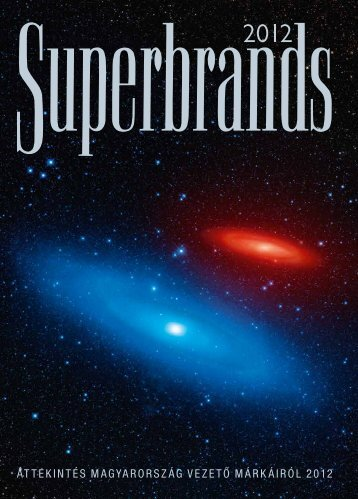 Superbrands Hungary Volume 9