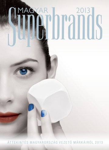Superbrands Hungary Volume 10