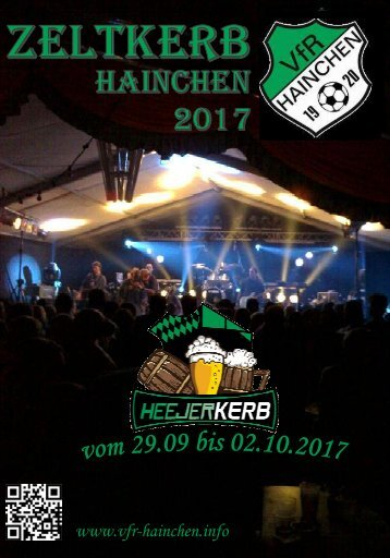 Kerbheft 2017