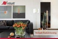 Produktkatalog 2012 - Redwell