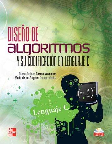Diseno de algoritmos y su codificacion en lenguaje C