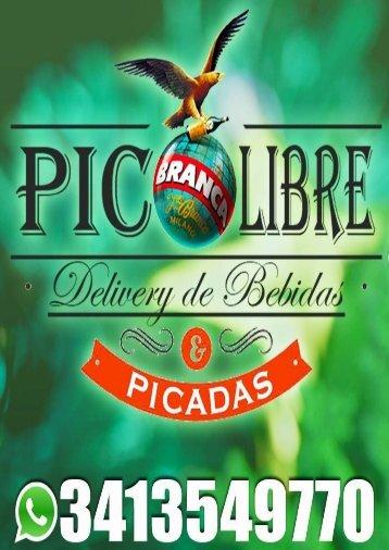 Pico Libre Delivery de Bebidas Rosario