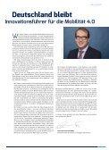 ZUKUNFT ERLEBEN – Automobilzuliferer zeigen Innovationen, Trends und Strategien - Page 3