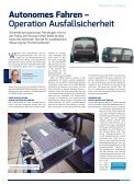 ZUKUNFT ERLEBEN – Automobilzuliferer zeigen Innovationen, Trends und Strategien - Page 7
