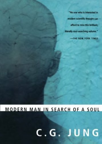 ePub Download Modern Man in Search of a Soul Full Download