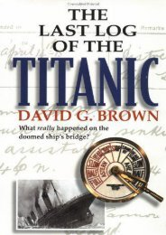 eBook Download The Last Log of the Titanic Full Download