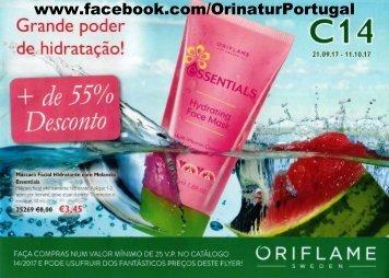Oriflame - Flyer 14-2017