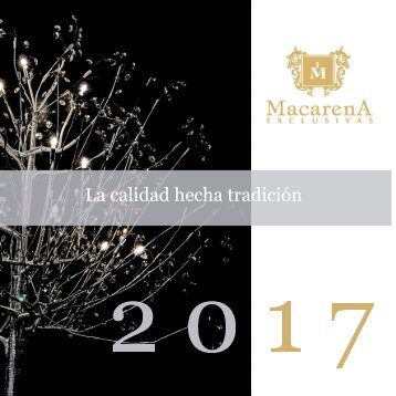 CATALOGO EXCLUSIVAS MACARENA 2017 PDF.compressed
