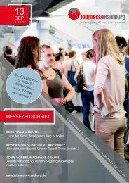 Jobmesse Zeitschrift Hamburg