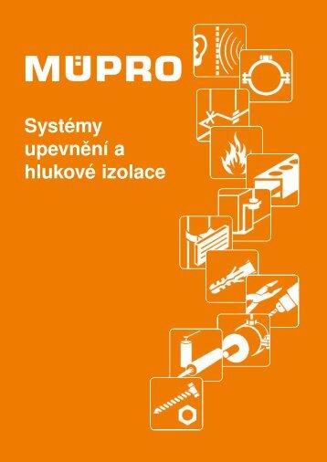 MÜPRO katalog CZ