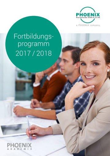 PHOENIX Akademie Katalog 2017 / 2018