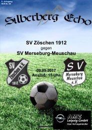 Silberberg Echo | Ausgabe 84