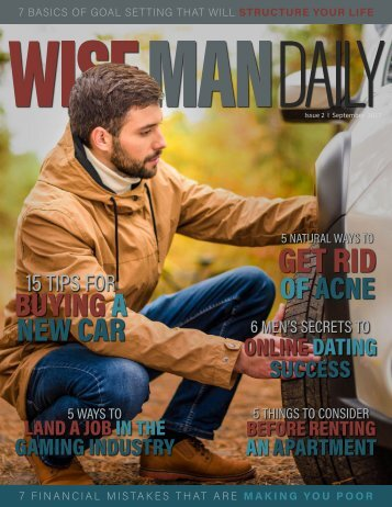Wise Man Daily - September 2017