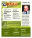 The Voice of Southwest Louisiana September 2017 Issue - Page 4