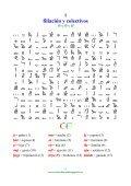 sopa de signos jeroglificos - Page 2