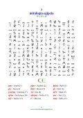 sopa de signos jeroglificos - Page 4