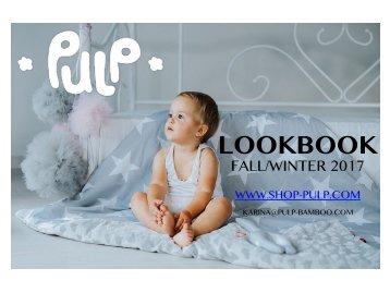 PULP LOOKBOOK