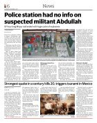 DT e-Paper Saturday 09 September 2017 - Page 6