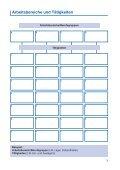 Verwaltung, Büroräume (Bildschirmarbeiten) - Regelwerk des ... - Seite 5