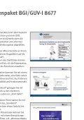 Elektrische Gefahren an der Einsatzstelle - Regelwerk des ... - Seite 6