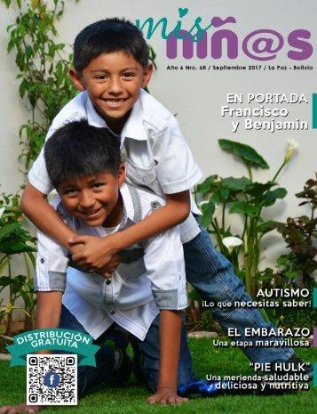 Revista MIS NIÑ@S Septiembre 2017