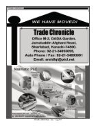 Trade Chronicle July - August Issue 2017 - Page 4