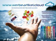 www.werbeartikel.cloud Edition#01-update
