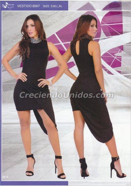 #603 Catálogo Mujer Moderna Ropa, Fajas y Accesorios para Mujer
