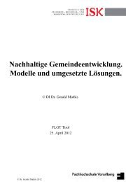Gemeinde - Fachverband der leitenden Gemeindebediensteten Tirols