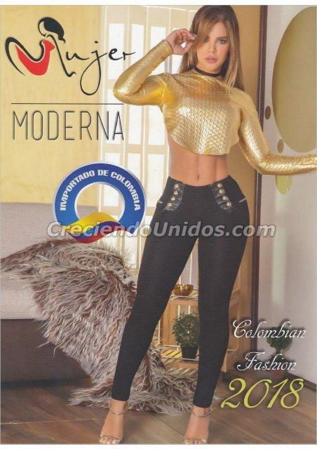 8ccc684f6f26 603 Catálogo Mujer Moderna Colombian Fashion Ropa, Fajas y ...