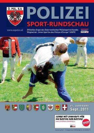 ober ö sterreich - Österreichischer Polizeisportverband